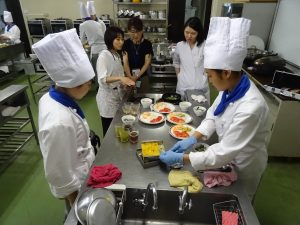【Intercultural study meeting】about how to make Vietnamese cuisine