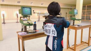 【Rifle club】national triple victory