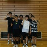 【Men's volleyball club】first year rookie volleyball