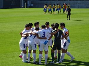 【Soccer club】Soccer fought well, thank you for your bravery.